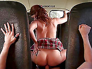 Best-Looking Schoolgirl Ever Doing Some Dick ...