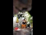 Pervert Boy Captures His Neighbour Aunty Nake...
