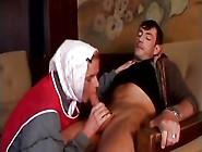 Balkan Blonde Getting All Her Holes Treated B...