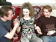 Russian Whore In Jeans Seduces A Guy For A Sw...