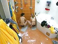 Two Girls Masturbating In Czech Big Brother U...