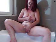 Mature Mother With Saggy Tits And Hungry Clit...