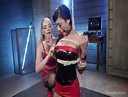 Lecherous Porn Model Beretta James Is Punishe...