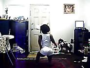 Thick Black Midget Shakes Her Fine Ass Better...