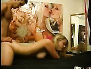 Amateur Cute Blonde Sister Homemade Real Fami...