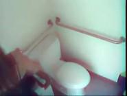 A Teen Caught Masturbating On Spycam In Toile...