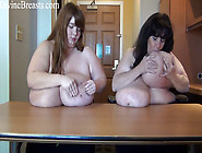Hot Chicks With Supersized Tits