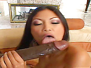 Huge Dick Is All A Lovely Asian Chick Wants T...