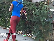 Slim With A Nice Azz Walking(Deleted Footage)