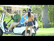 Public - Nude At The Golf Course. Mp4