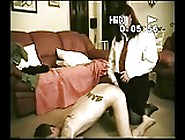 Collage Women Lubes Guys Ass And Pumps Srapon...