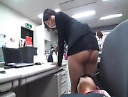 Japanese Milf Is Humiliated At Work ! Her Ski...