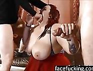 (New) Miserable Bbw Curvy Quinn Throat Pounde...