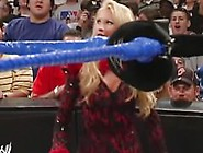 Sable Beating The Hell Out Of Torrie