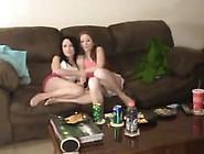 Melissa&samantha Home Intruder