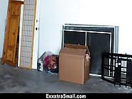 Exxxtra Small - Tiny Teen In A Box Ready To F...
