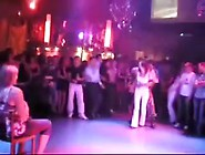 A Male Stripper Dances For My Friend In A Clu...