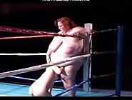 Huge Boob Bbw Wrestles A Midget Babe Then Fuc...