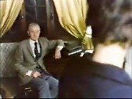 Old Man Jean Villroy Gets A Blow Job From Mai...