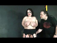He Ties Up A Fat Girl In A Pair Of Stockings