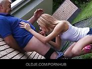 Old Strangers Fuck Teens / Grandpa And Granda...