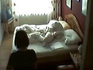 Spy Cam Caught Mummy Masturbating In Bedroom