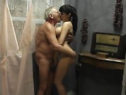Whore Fucked Buy Two Old Guys