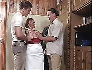Big Tit Bbw Granny Mathilda Gets Two Young Di...