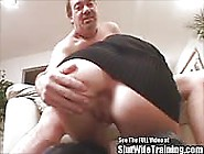 German Wife Trained To Be A Slut