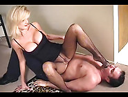 High Heel And Foot Worship With Milf