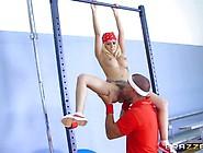 Petite Marsha May Banged By Spanish Gym Teach...