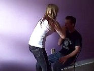 Male Bound And Gagged By Women