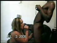 Jeniffer Sucking Her First Big Black Diick