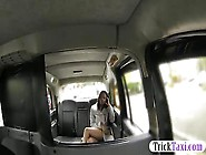 Naked Black Woman Fucked By Horny Driver In L...