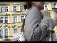 Girl Gets Picked Up On The Street Fucks For M...