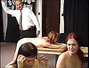 Drunk Bitches Get Punished With Spanking