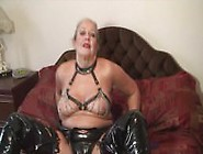 Sexy British Gilf April Thomas Horny Domina I...