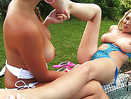 Danielle Maye,  Eva Parker And Lexi Lowe Havi...
