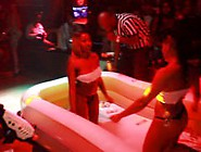 Girl Fight- Hollywood Nights Strip Club Pt. 1