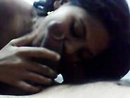Awesome Dark Skin Amateur Karachi Girl Adores...
