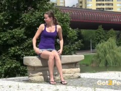 Got2Pee - Public Pissing Compilation 007