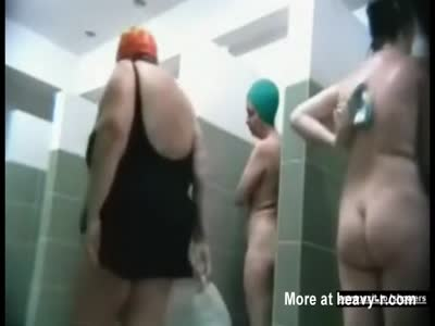 Spycam In Public Shower