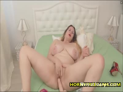 Chubby Mature With Big Natural Tits