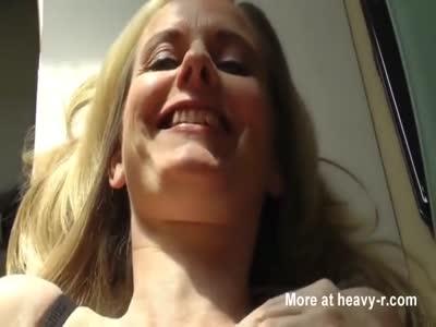 Amateur milf selfie topless