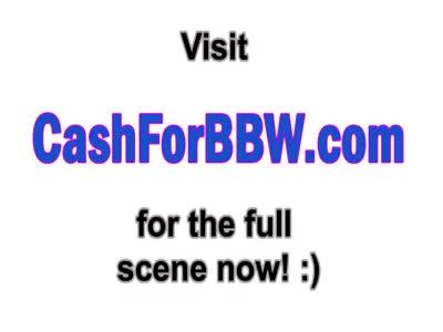 BBW Sells Pussy To Black Guy