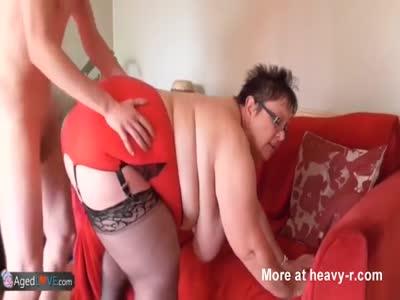 Mature interracial sex love