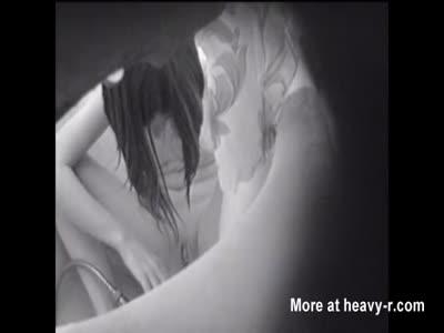 Sister Masturbating In Tub