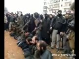 Syrian Soldiers Executed By al-Nursa