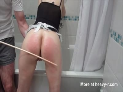 Ass Caning Amateur Wife