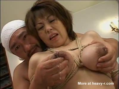 Lactating Bondage